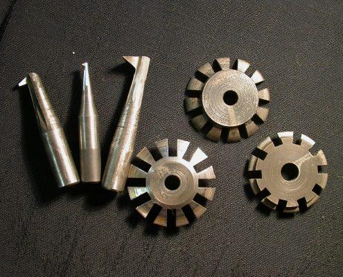 Beispiel 1 Herstellung von ZahnradfräserBeispiel 1 Herstellung von Zahnradfräser