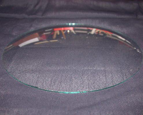Beispiel 1 Herstellung von gewölbten Gläser in jeder Form und Größe