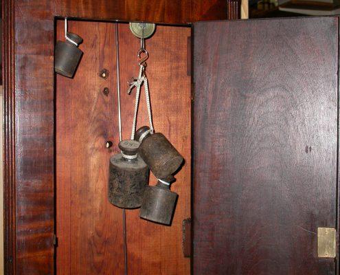 Beispiel 10 Gewichtsermittlung von fehlenden Uhren Gewichte