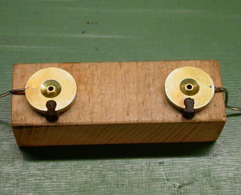 Beispiel 13 Ersatz für Schlagwerkhammer Leder