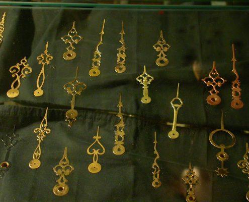 Beispiel 16 antikes Zeigersortiment