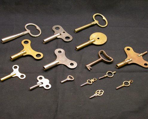Beispiel 8 antike Aufzug Schlüssel