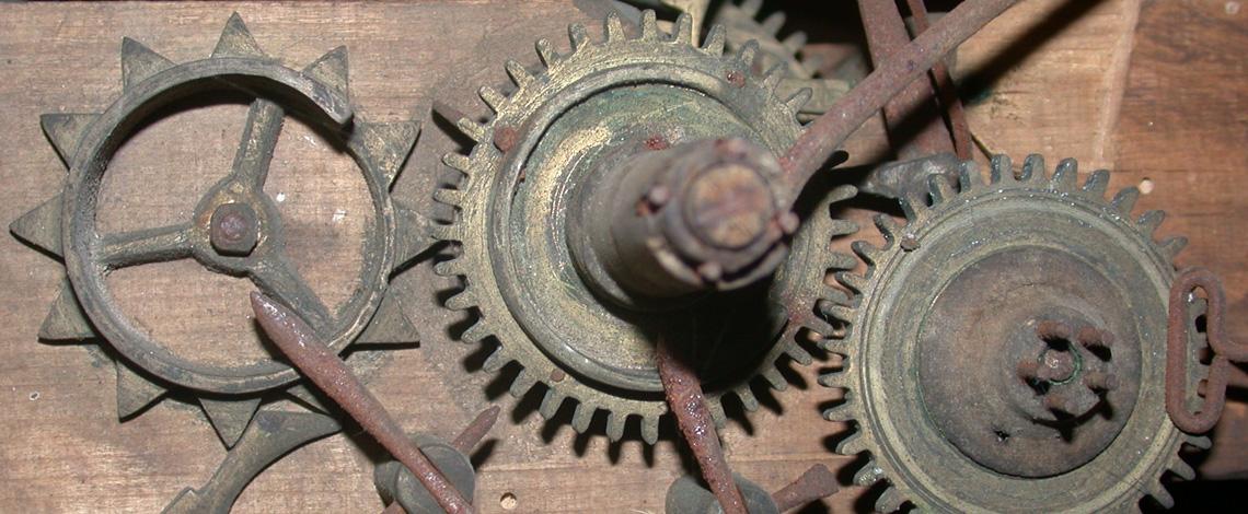 Antike Uhren Reparatur Weber